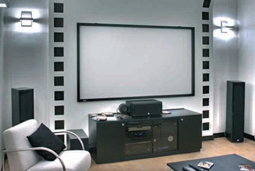 Кино в проекте дома