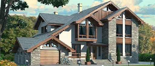 Комплексный подход к отделке фасада