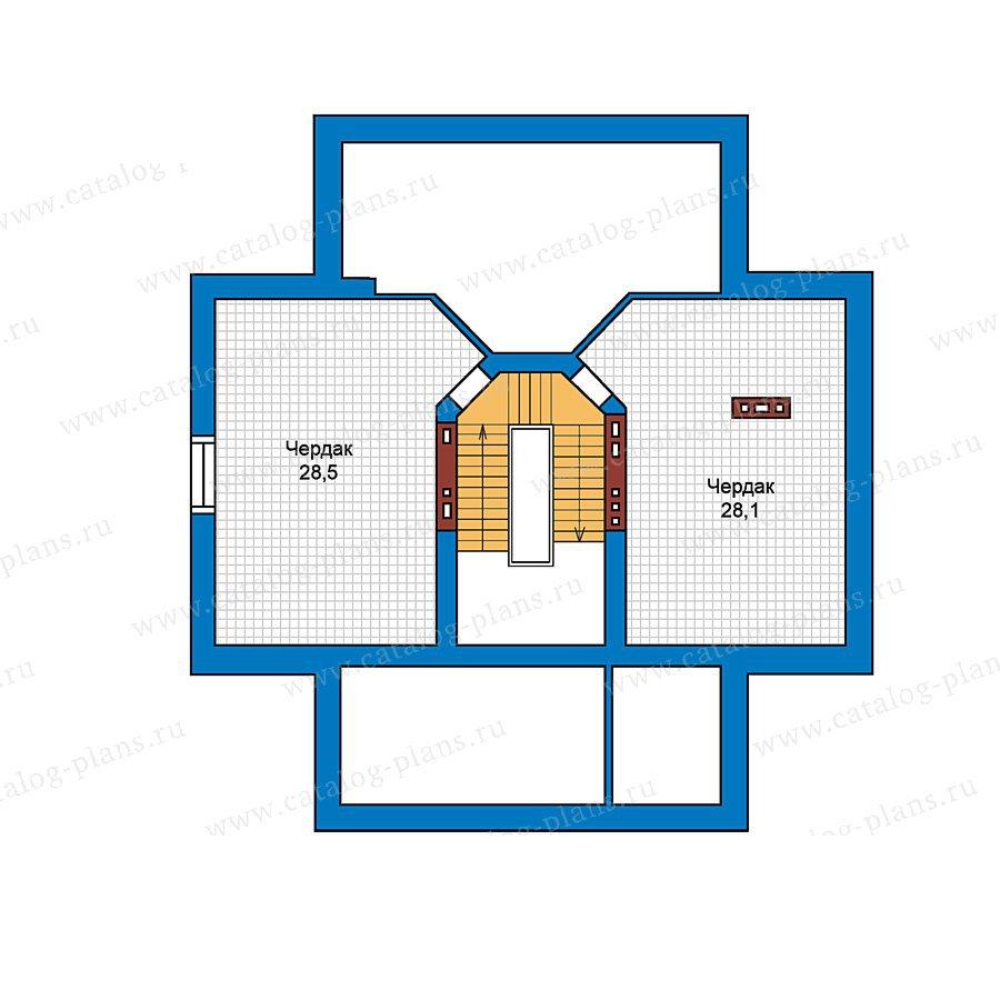План 4-этажа проекта 49-68
