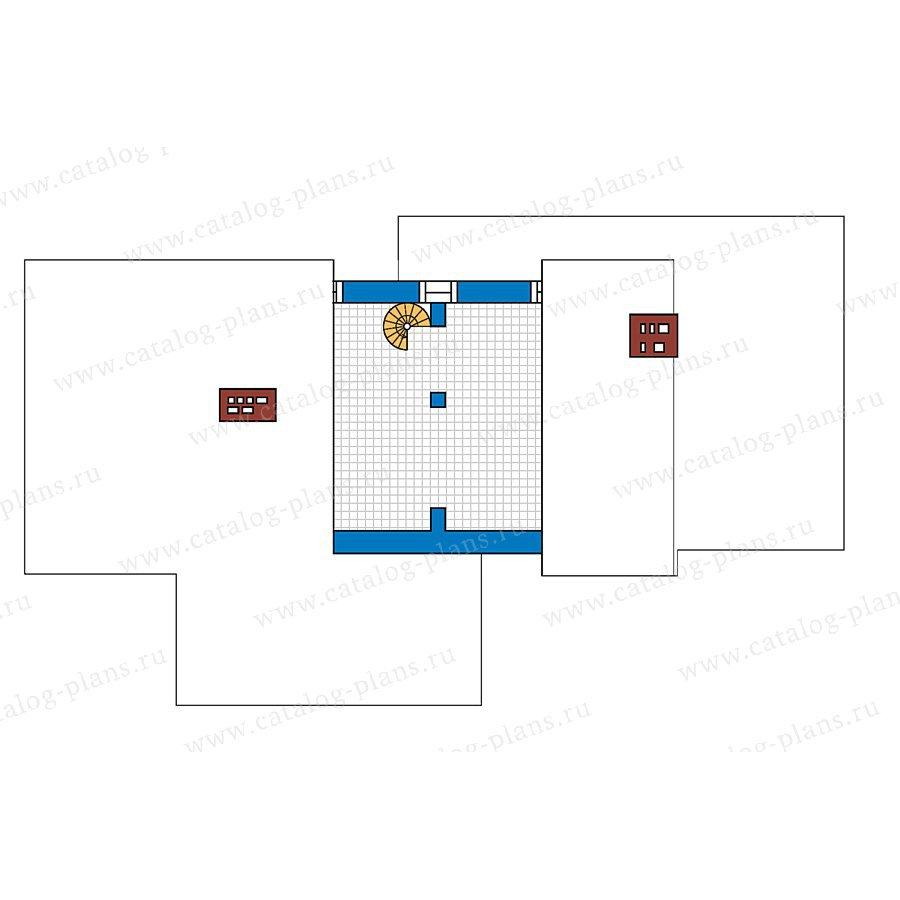 План 4-этажа проекта 49-66