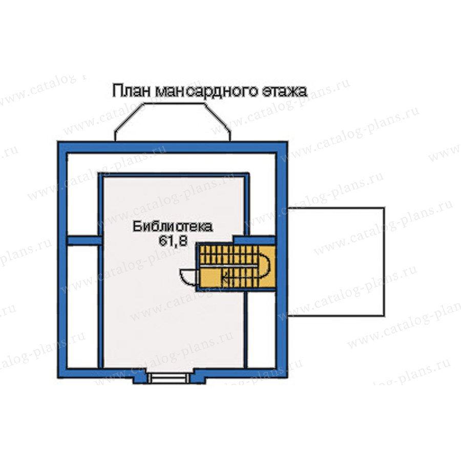 План 4-этажа проекта 34-67