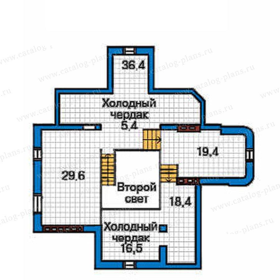 План 4-этажа проекта 31-26
