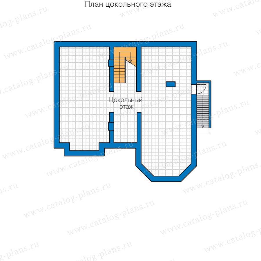 План 1-этажа проекта 40-11E