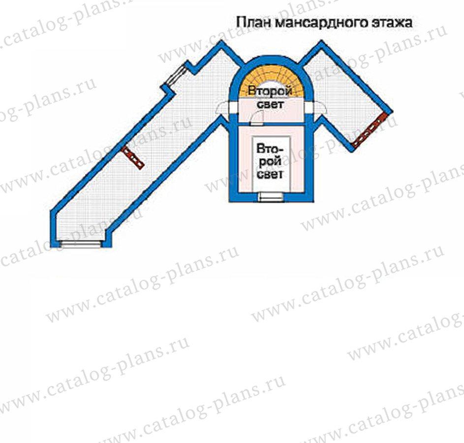 План 4-этажа проекта 36-10