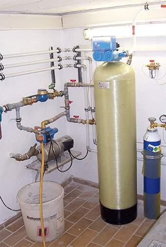 Оборудование для очистки воды в доме