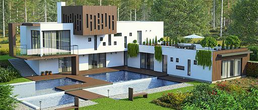История одного проекта: «Дом-сад»