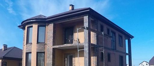 Дома, построенные по нашим проектам