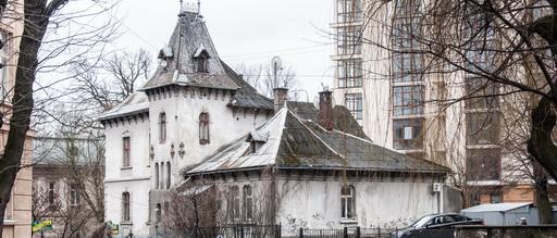 Проекты домов в старинном стиле
