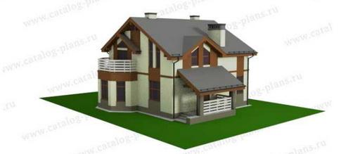 Проекты практичных домов