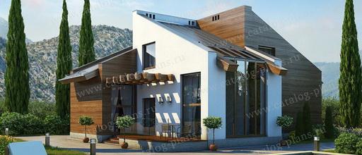 Проекты стильных домов