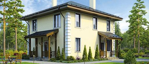 Какой должен быть проект дома из газобетона?
