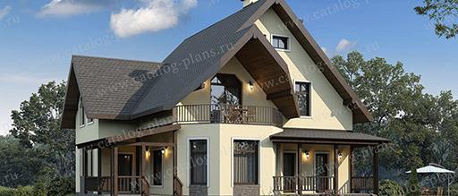 Какие бывают проекты домов?