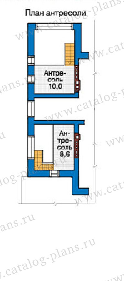 План 4-этажа проекта 31-41