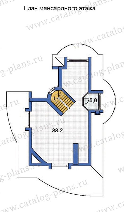 План 4-этажа проекта 36-16