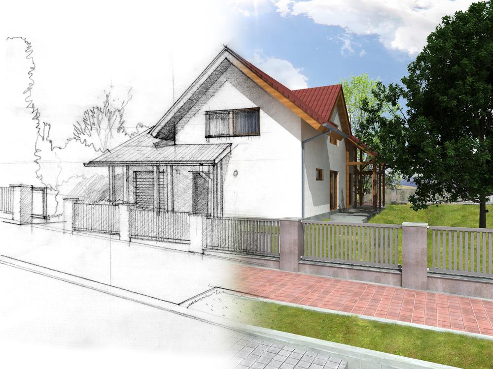 Качественный проект дома позволяет построить коттедж вашей мечты